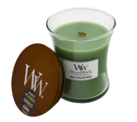 WoodWick White Willow Moss Candle - Medium
