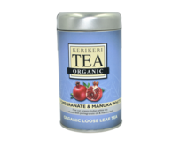 Kerikeri Pomegranate and Manuka White Loose Leaf Tea