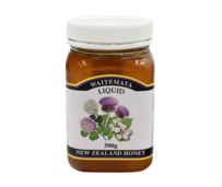 Waitemata Liquid Clover Honey