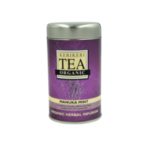 Kerikeri Manuka Mint Organic Herbal Infusion Tea