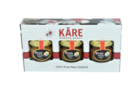 Kāre Mānuka Honey 5, 10, 15+ 30g - Triple Set