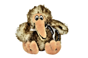 Kiwi Toy Fluffy - Medium
