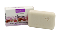 New Zealand Flowers Guest Soap 40g