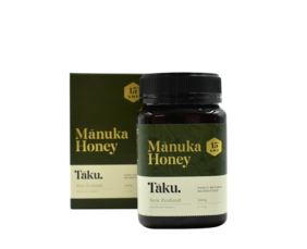 Taku Honey Manuka 15+