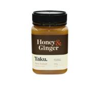 Taku Honey & Ginger