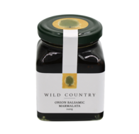 Wild Country Onion Balsamic Marmalata 240g