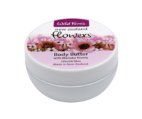 New Zealand Flowers Body Butter 195ml