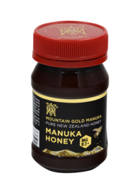 Mountain Gold Mānuka Honey MG 83+ 110g