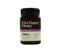 Taku Five Finger Honey
