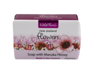 New Zealand Flowers Soap 125g