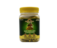 Nelson Honey Bee Pollen Capsules 250