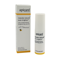 Apicare Mānuka Natural Even Brighter Serum 30g