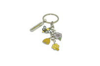 Huka Honey Hive Key Ring