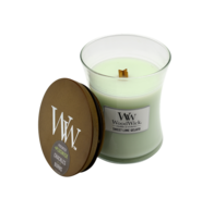 Woodwick Sweet Lime Gelato Candle - Medium