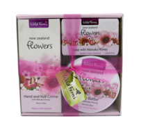 New Zealand Flowers Gift Box