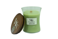 WoodWick Green Tea & Lime Candle - Medium