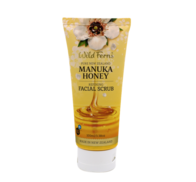 Mānuka Honey Refining Facial Scrub 100ml