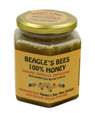 Beagle's Bees Green Planet Organics Honey