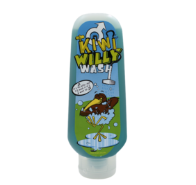 Kiwi Willy Wash Shower Gel 180ml