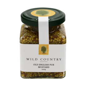 Wild Country Old English Pub Mustard 190g