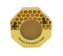 Honey & Propolis Soap 140g