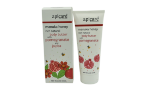 Apicare Body Butter with Pomegranate and Jojoba 200g