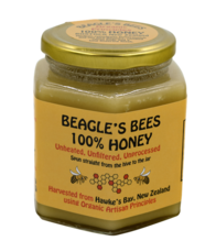 Beagle's Bees Bostock Honey