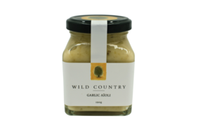 Wild Country Garlic Aioli
