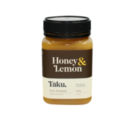 Taku Honey & Lemon