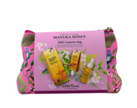 Mānuka Honey Gift Set in Cosmetic Bag
