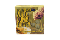 NZ Wild Comb Honey Wooden Box
