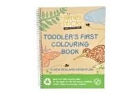Honeysticks Colouring Book