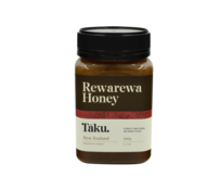 Taku Rewarewa Honey