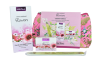 Flowers Limited Edition Gift Set with Hand & Nail Creme, Soap and Nail File