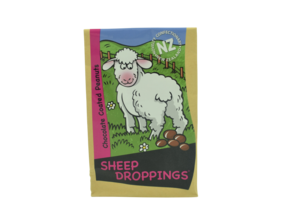 Sheep Droppings