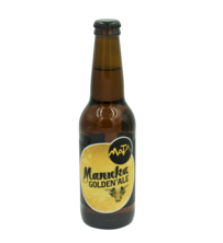 Manuka Golden Ale 330ml