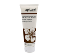 Apicare Honey Bronze Tanning Crème 130g