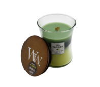 WoodWick Woodland Shade Trilogy Candle - Medium
