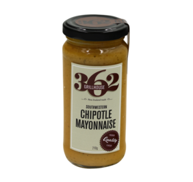 362 Grillhouse Chipotle Mayonnaise 220g