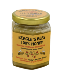 Beagle's Bees Norton Road Organics at 948 Honey 250g