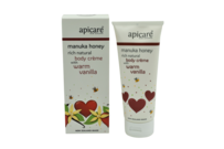 Apicare Body Creme with Warm Vanilla