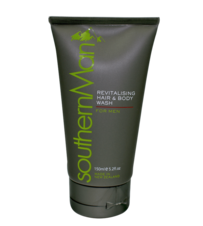 Southern Man Revitalising Hair & Body Wash 150g