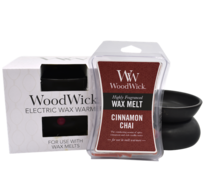 Woodwick Wax Melt - Cinnamon Chai