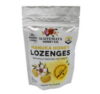 Waitemata Mānuka Honey Lozenges with Propolis 12