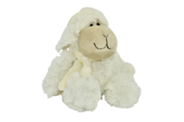 Sheep w White Hat & Scarf