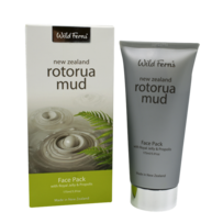 Rotorua Mud Face Pack with Royal Jelly & Propolis 175ml