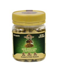 Nelson Honey Bee Pollen Capsules 125