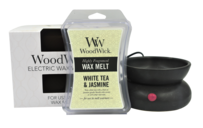 Woodwick Wax Melt - White Tea & Jasmine