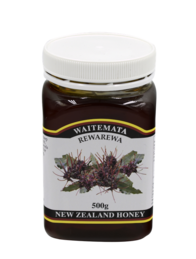 Waitemata Rewarewa Liquid Honey