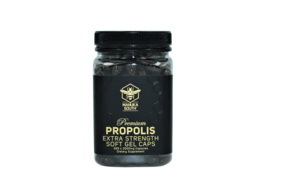 Manuka South Propolis Extra Strength Soft Gel Caps 2000mg 365s